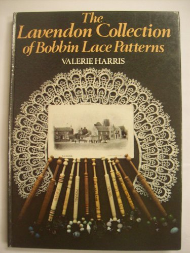9780852196496: The Lavendon collection of bobbin lace patterns