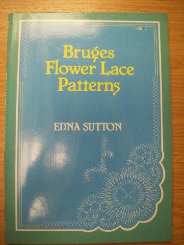 9780852197141: Bruges Flower Lace Patterns