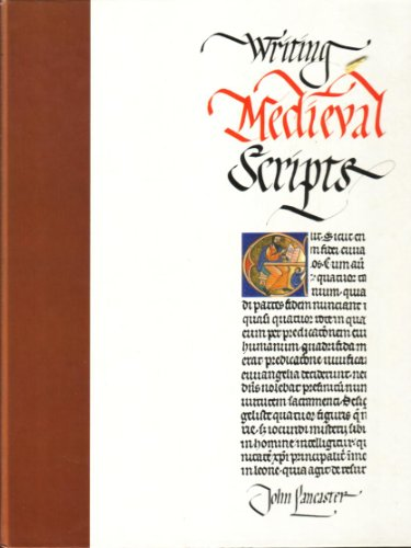 9780852197608: Writing Mediaeval Scripts