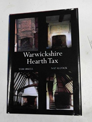 9780852200919: Warwickshire Hearth Tax Returns 1670: Michaelmas: With Coventry Lady Day 1666