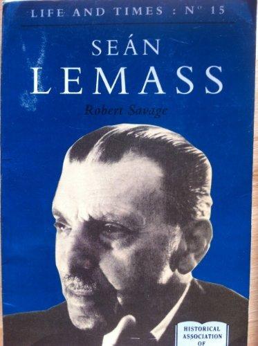 9780852211397: Sean Lemass (Life & Times)