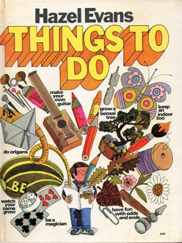 9780852230268: Things to Do