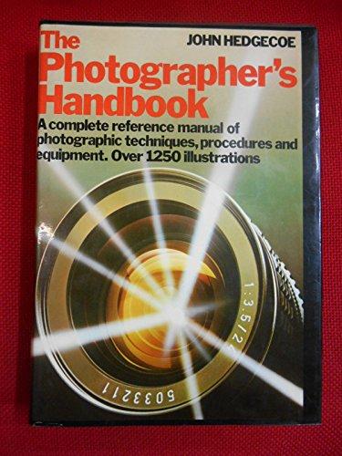 9780852231234: Photographer's Handbook