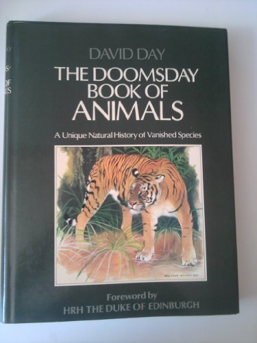 9780852231838: The Doomsday Book Of Animals