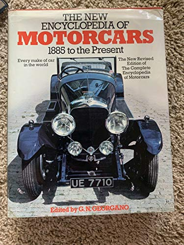 9780852232347: Complete Encyclopaedia of Motor Cars