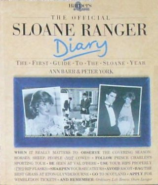 9780852233559: The Official Sloane Ranger Diary: The First Guide to the Sloane Year (Harpers & Queen)