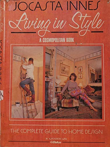 9780852233702: Living in Style: A Cosmopolitan Book