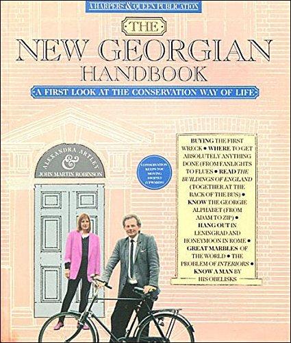 9780852234440: Official New Georgian Handbook (A Harpers & Queen publication)