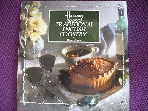 9780852235720: Harrods Book of Traditional English Cookery