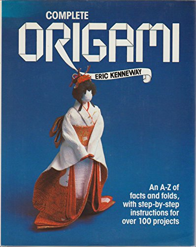 9780852236178: Complete Origami