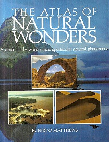 9780852237755: The Atlas of Natural Wonders