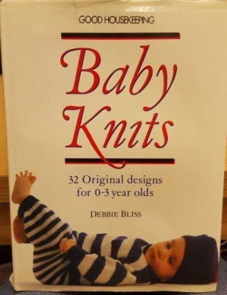 9780852237908: Good Housekeeping Baby Knits