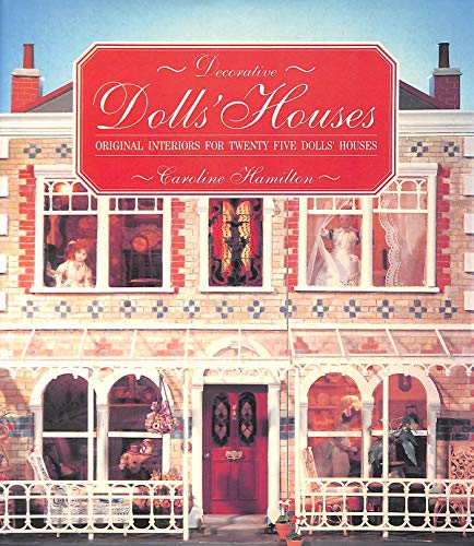 9780852238820: Decorative Dolls' Houses: Original Interiors for Twenty Five Dolls' Houses