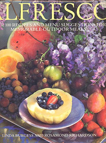 9780852239988: Alfresco: Over 100 Recipes and Menu Suggestions for Memorable Outdoor Meals