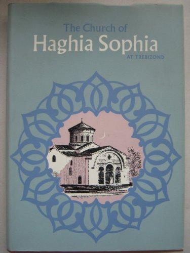9780852240052: Church of Haghia Sophia at Trebizond