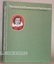 The Library of Drummond of Hawthornden: Robert H MacDonald