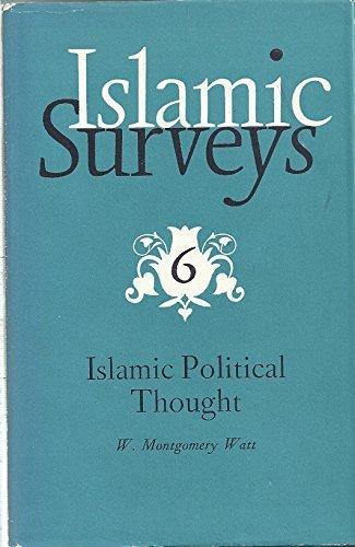 9780852240328: Islamic Political Thought (Islamic Surveys)