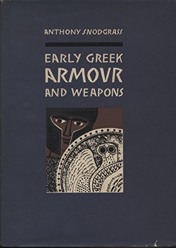 9780852240946: Early Greek Armour and Weapons