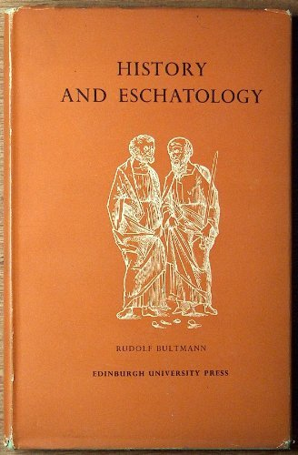 9780852241035: History and Eschatology: The Gifford Lectures, 1955