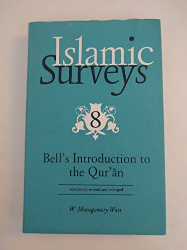 9780852241714: Introduction to the Qur'an