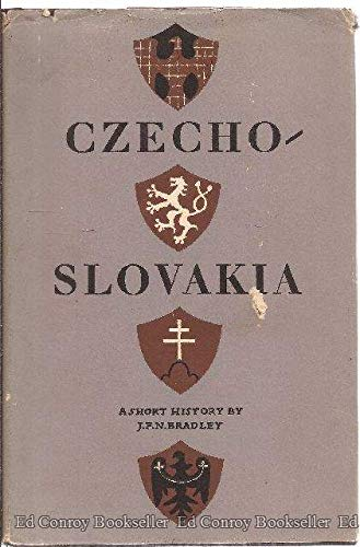 Czechoslovakia. A Short History. Short Histories of Europe 2.