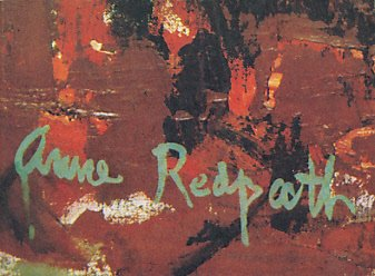 Anne Redpath (Modern Scottish painters ; 1): Bruce, George