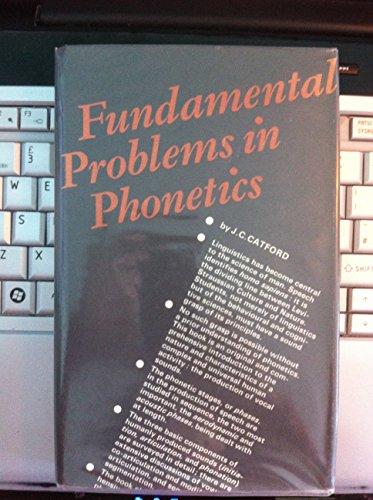 9780852242797: Fundamental Problems in Phonetics