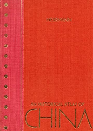 9780852244012: Historical Atlas of China