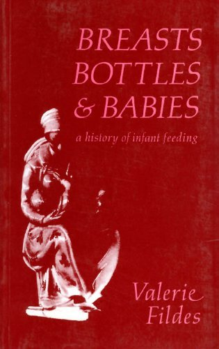 9780852244623: Breasts, Bottles and Babies: A History of Infant Feeding