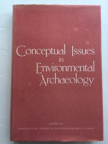 9780852245453: Conceptual Issues in Environmental Archaeology
