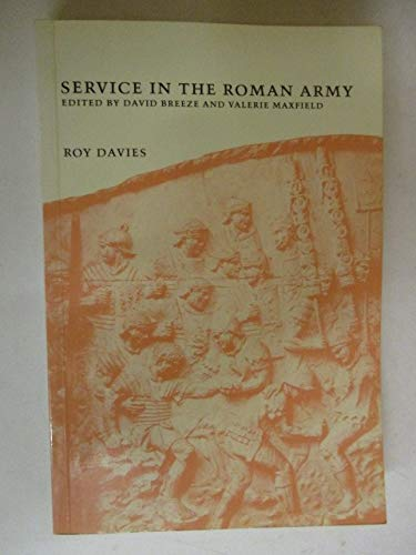 Service in the Roman Army: Roy William Davies