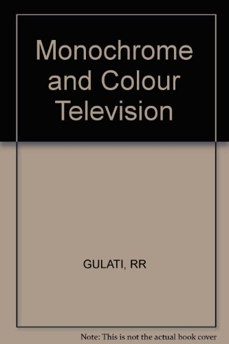 9780852263402: Monochrome & Colour Television