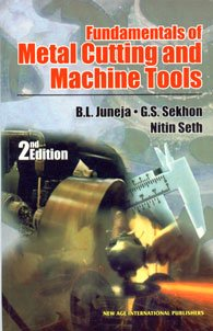 9780852265192: Fundamentals of Metal Cutting and Machine Tools