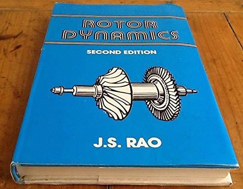 9780852267875: Rotor Dynamics