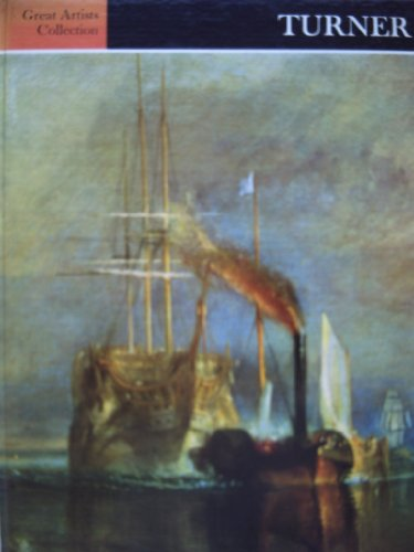 9780852290941: Turner (Great Artists Collection, Vol. 19)