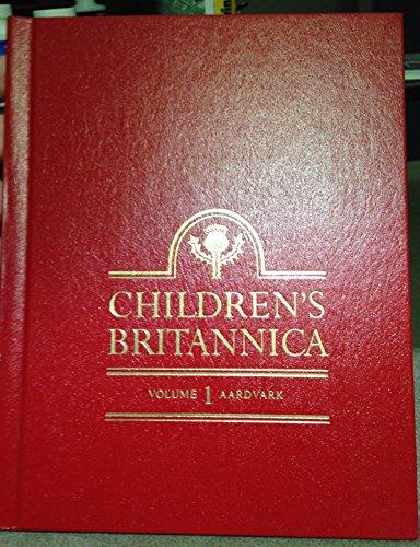 9780852292099: Children's Britannica