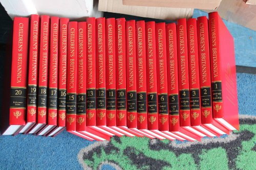 9780852292297: Children's Britannica, Set