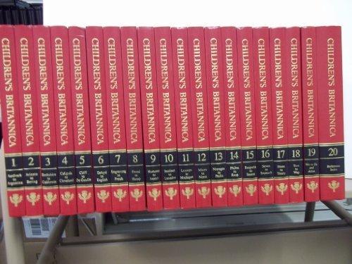 9780852292457: The Children's Britannica : 1997