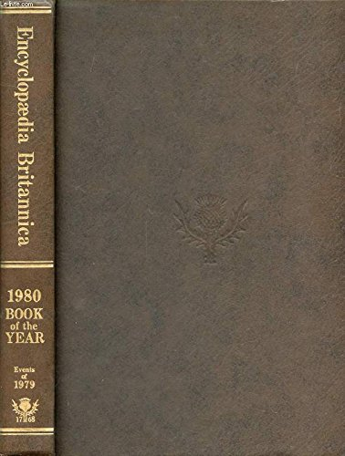 9780852293720: Britannica Book of the Year 1980