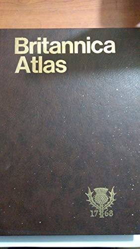 Britannica atlas: Encyclopaedia Britannica, Inc