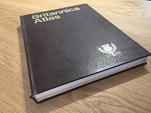 9780852294154: Britannica atlas