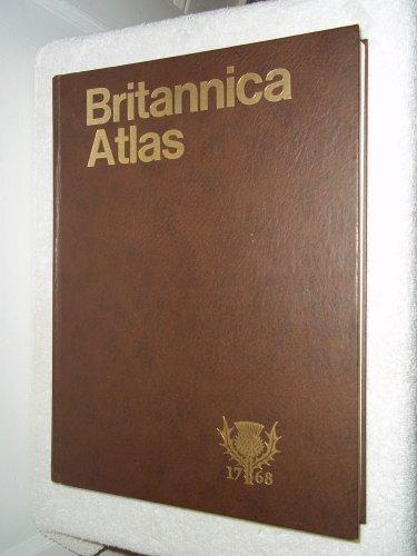 BRITANNICA ATLAS: WILLIAM A. (EDITOR)