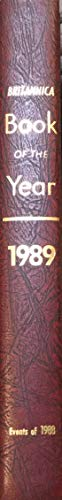 Britannica Book of the Year 1989