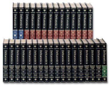 Encyclopedia Britannica: Britannica, Encyclopedia