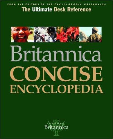 9780852298329: Britannica Concise Encyclopedia