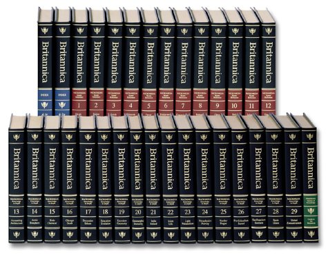 9780852299616: Encyclopedia Britannica (32 Book Set)
