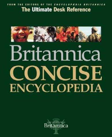 9780852299647: Britannica Concise Encyclopaedia, Updated Version