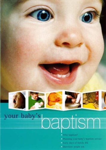 9780852310823: Your Baby's Baptism