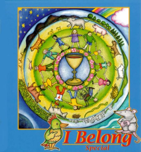 9780852312377: I Belong Special: Preparing for My First Holy Communion