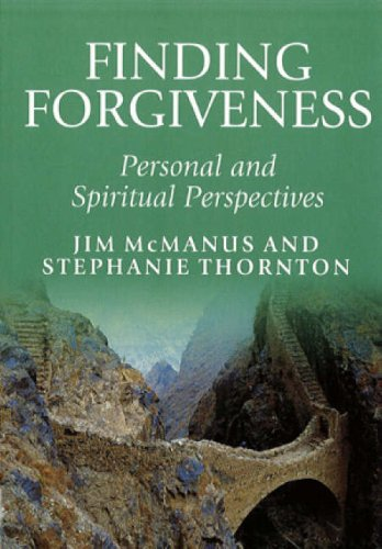 9780852313152: Finding Forgiveness: Personal and Spiritual Perspectives